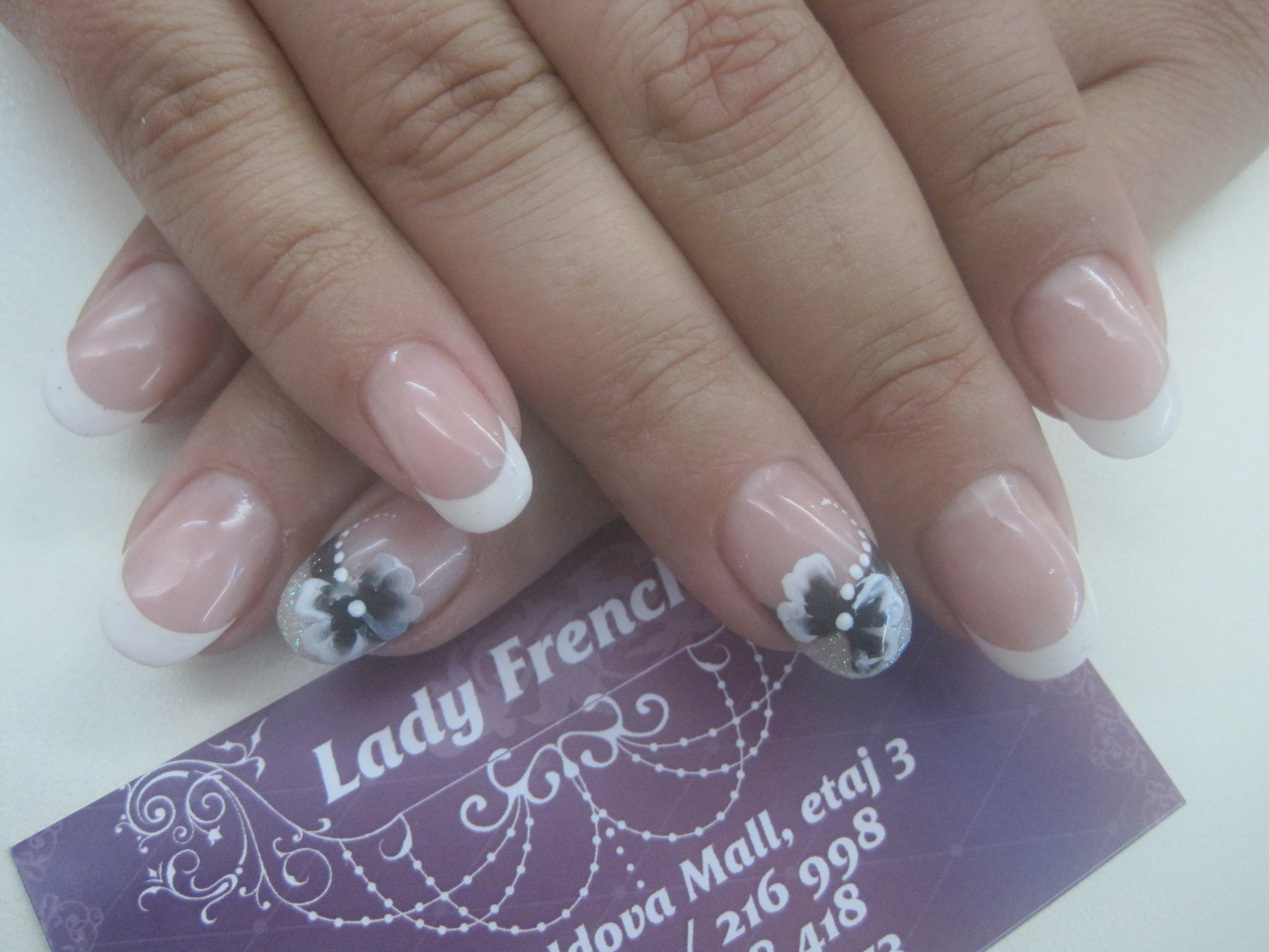 Lady French