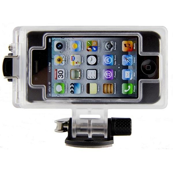 Suport de filmare Oprix Hard Case XD4 pentru iPhone 4 si 4S