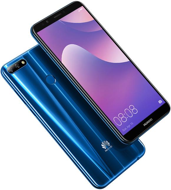 Huawei Y7 Prime 2018_