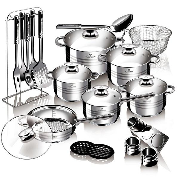 set-oale-ustensile-pentru-bucatarie-gourmet-line-27-piese-blaumann