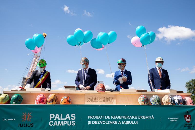 Inaugurare Palas Campus 03
