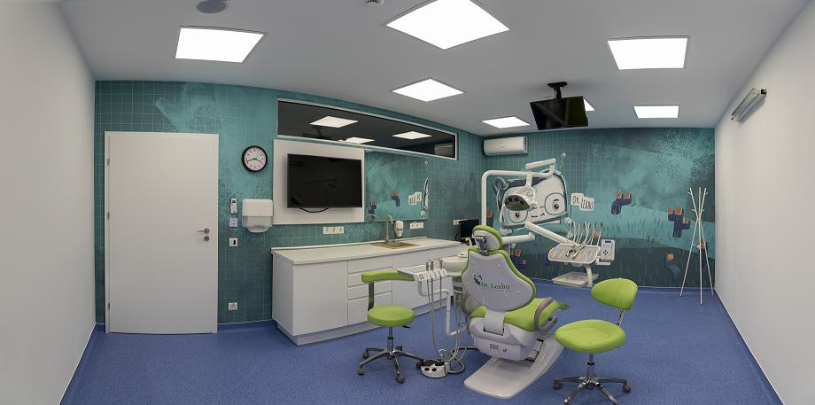 Clinica Dr.Leahu Iasi-interior