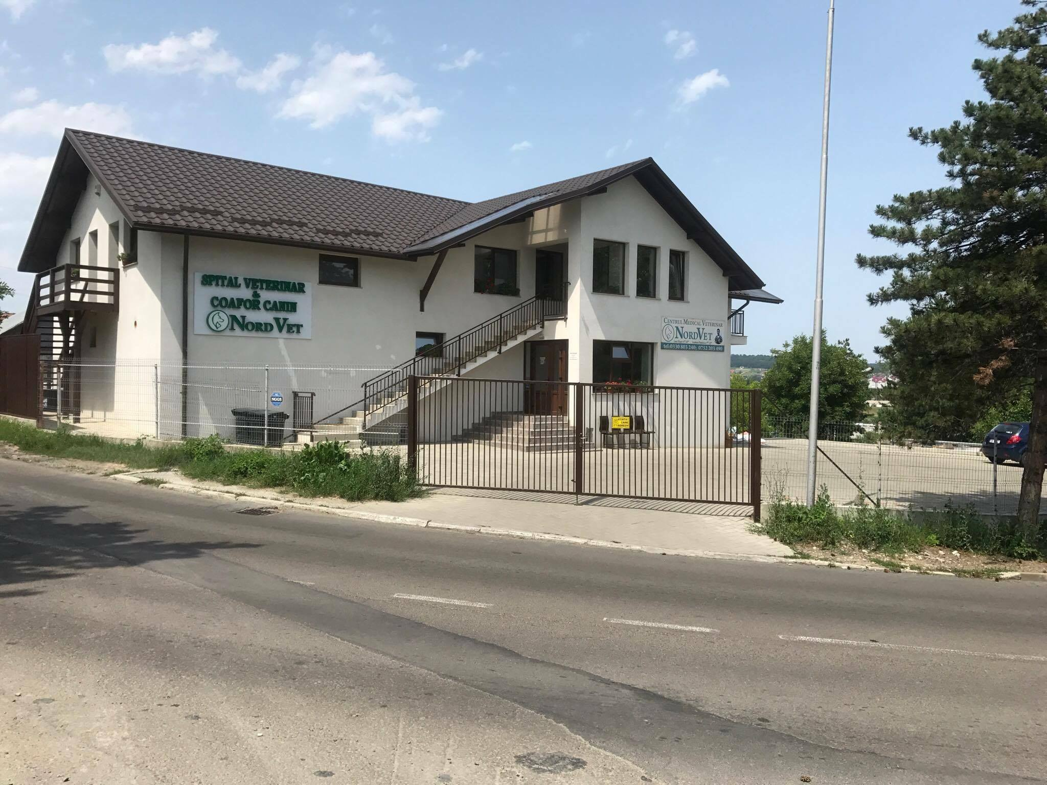 Aducem în atenția ta cea mai profesionistă clinica veterinara Suceava, dar și cel mai bun veterinar