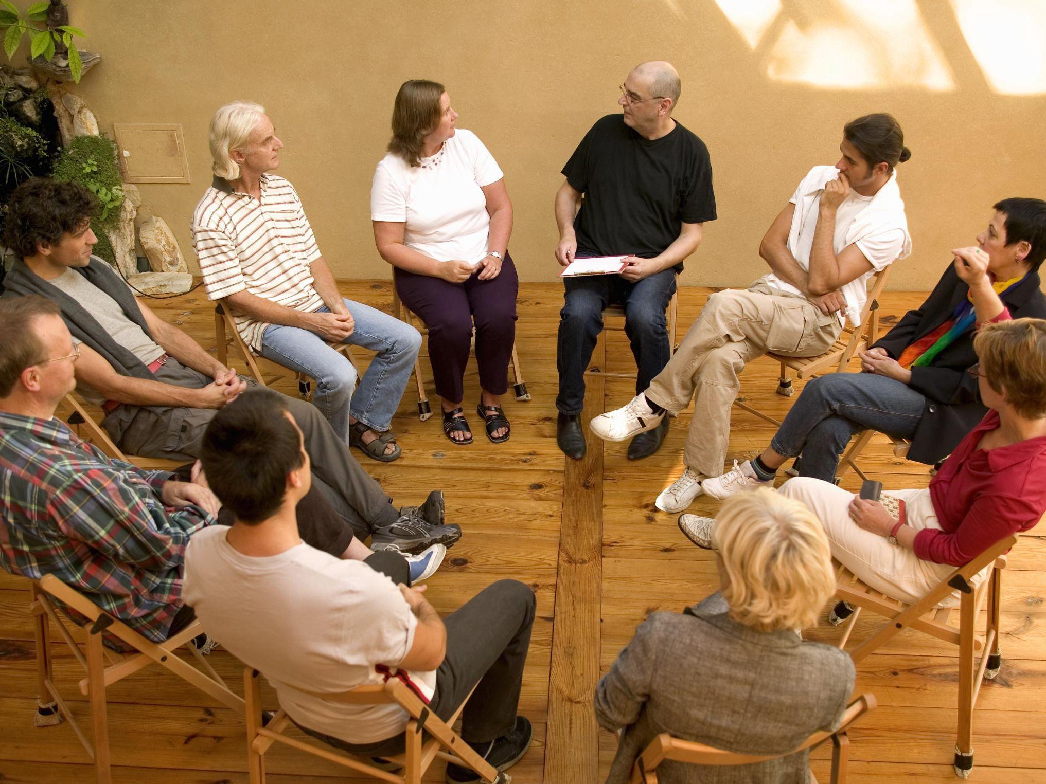 terapie de grup