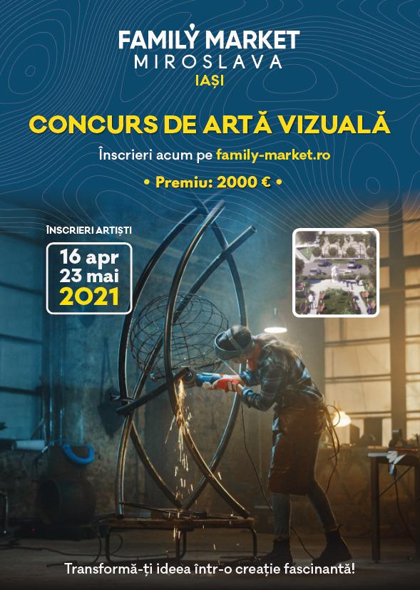 Concurs arta Family Market