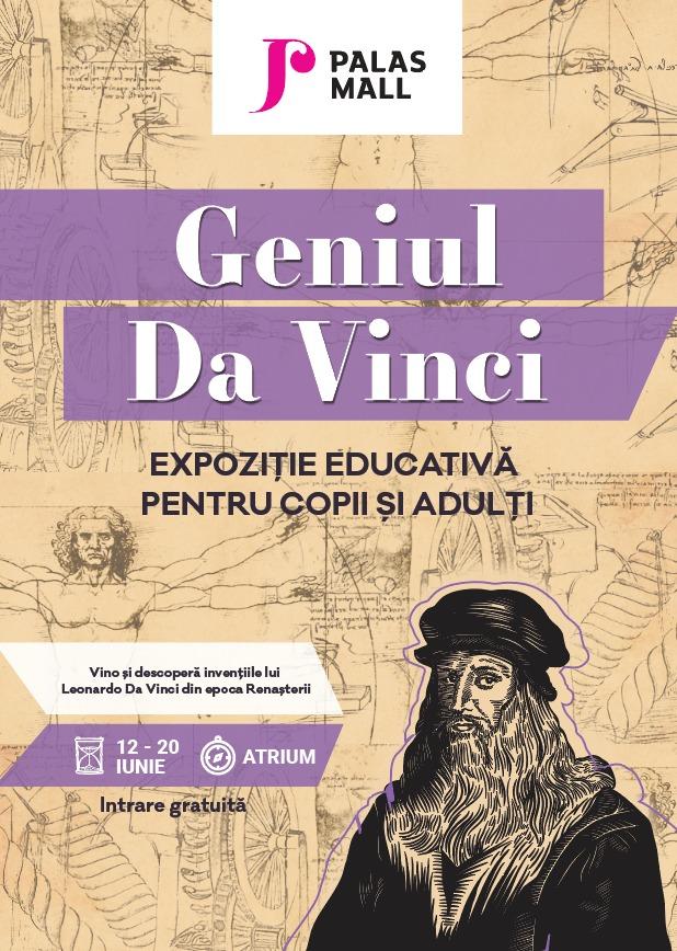 Expozitia Da Vinci