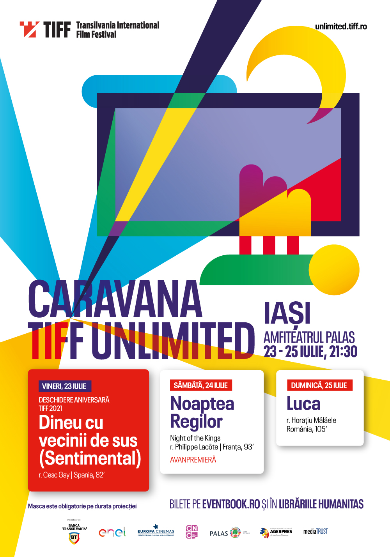 Caravana TIFF_Unlimited_Iasi