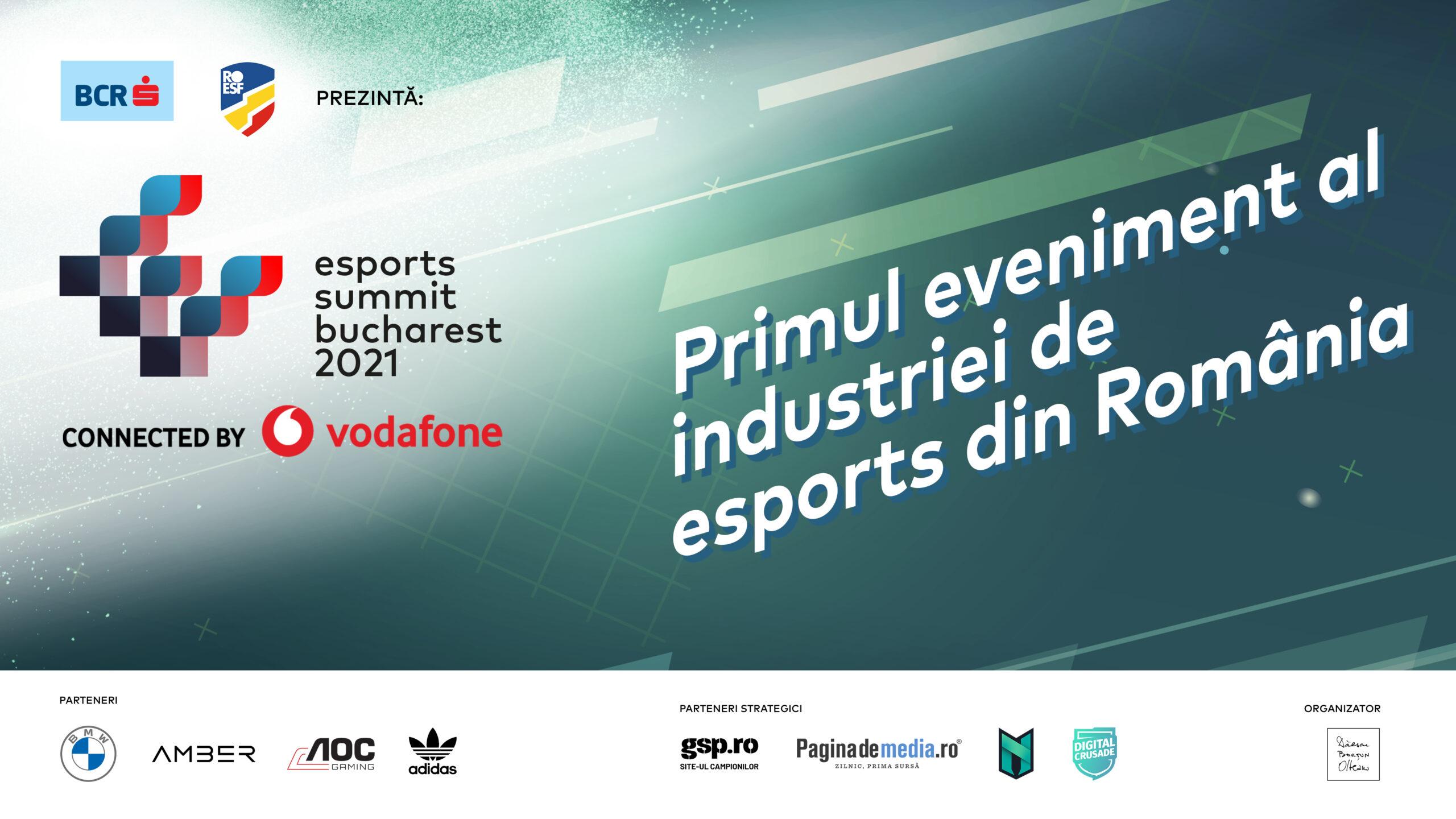 Esports Summit Bucharest 2021