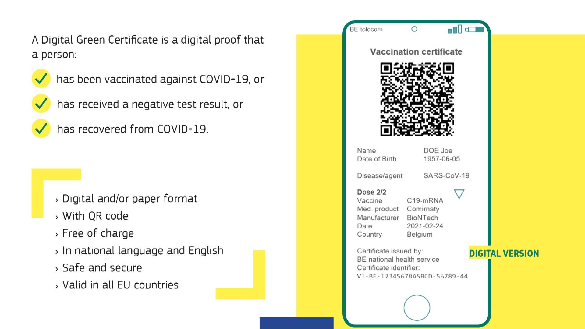 certificat-digital-covid
