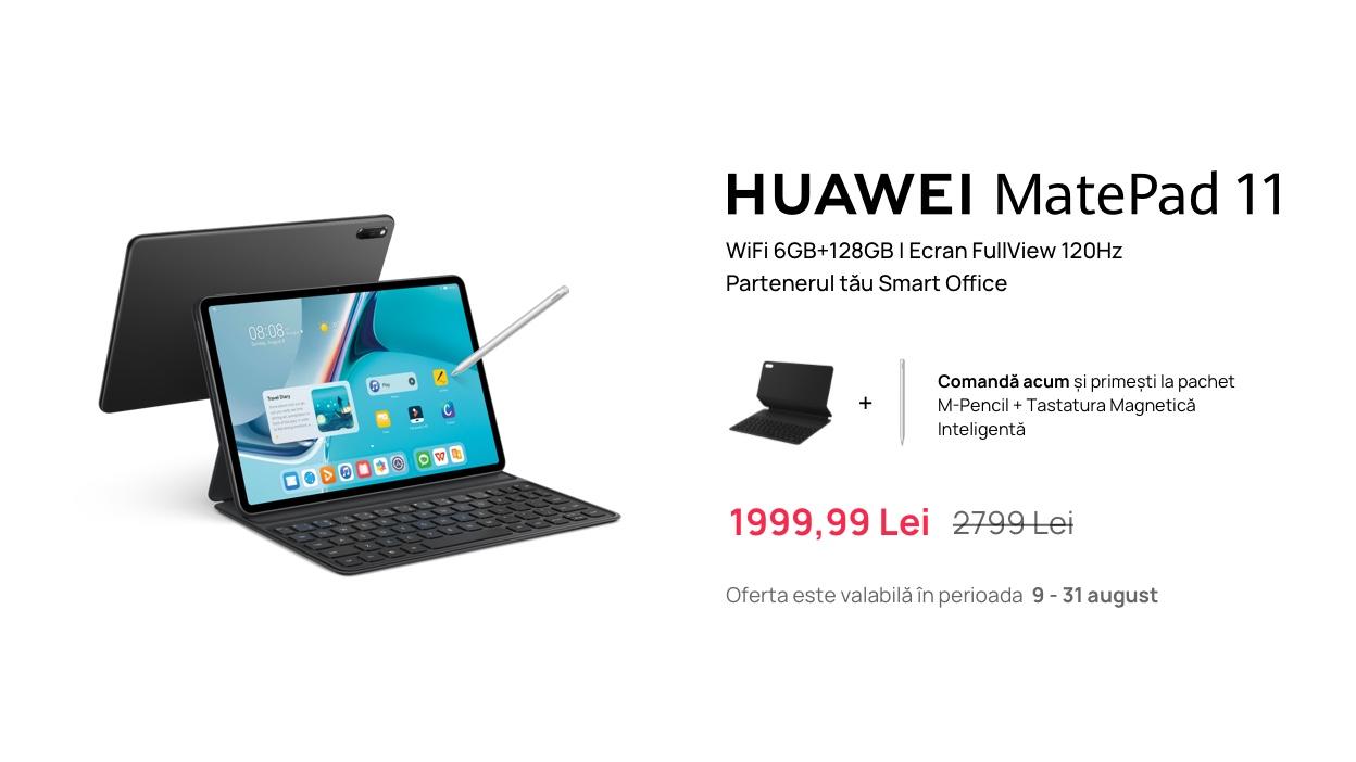 Ofertă HUAWEI MatePad 11