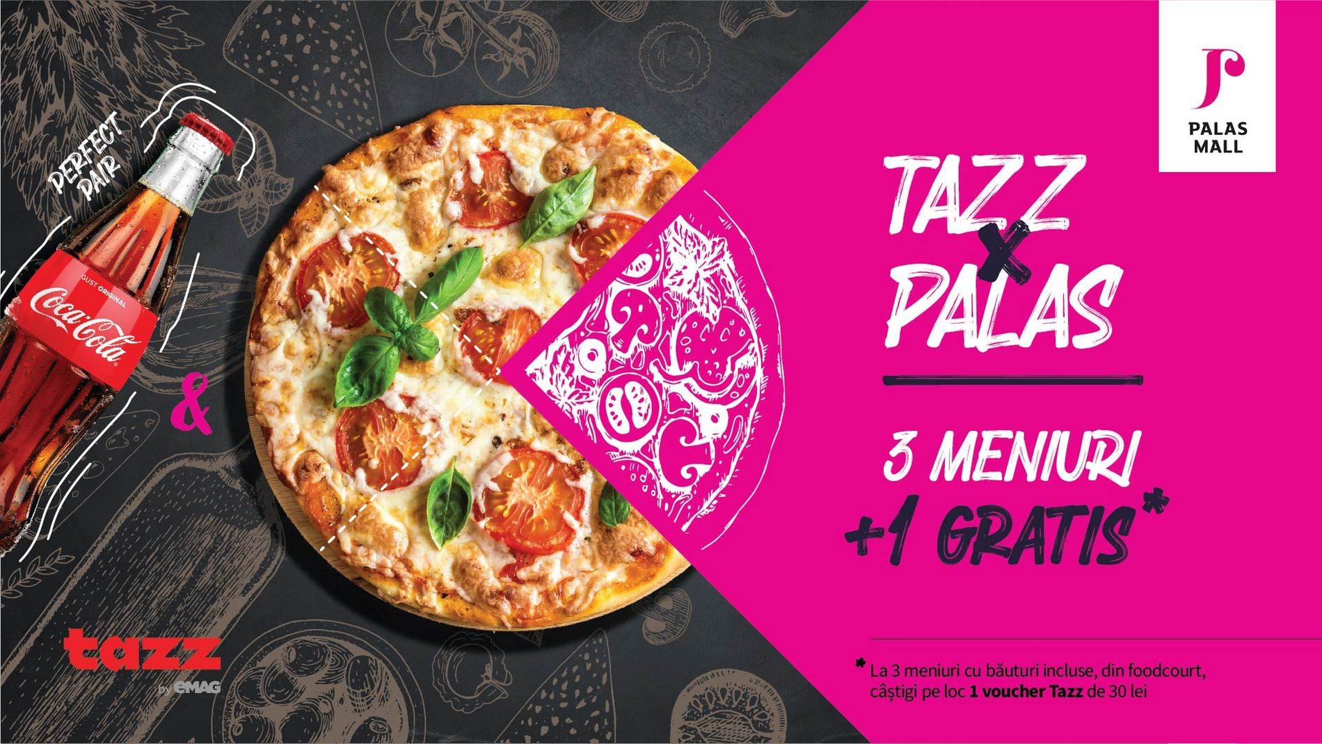 Tazz x Palas Iasi