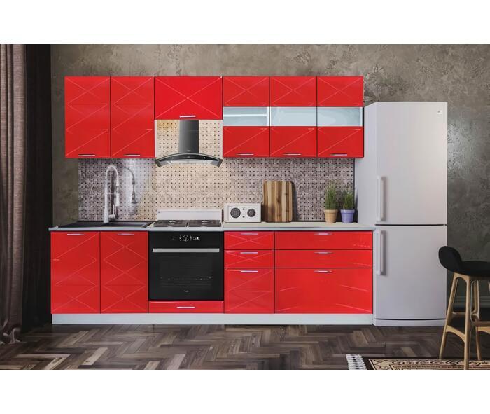 bucatarie-boston-red-gloss-26-m-700×591